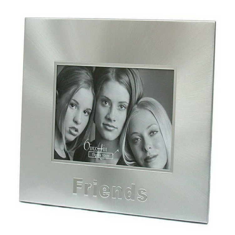 Stainless photo frame